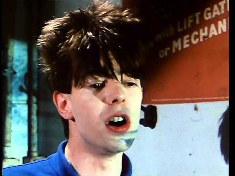 Echo And The Bunnymen - The Cutter HD