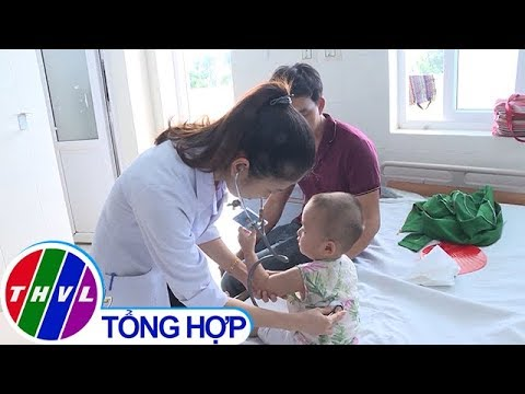 THVL   Biến chứng nguy hiểm của bệnh sốt xuất huyết ở trẻ dưới 1 tuổi