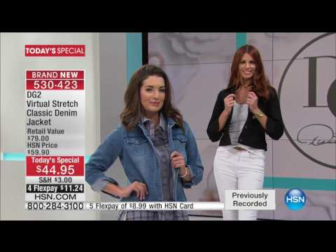 HSN | Diane Gilman Fashions. http://bit.ly/2WCYBow