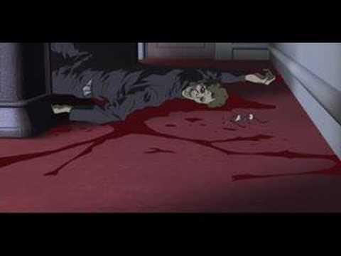 Saya fights Tohko in church  Blood The Last Vampire  PS2