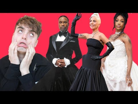 OSCAR'S 2019 RED CARPET ROAST (not even lady gaga could save it)