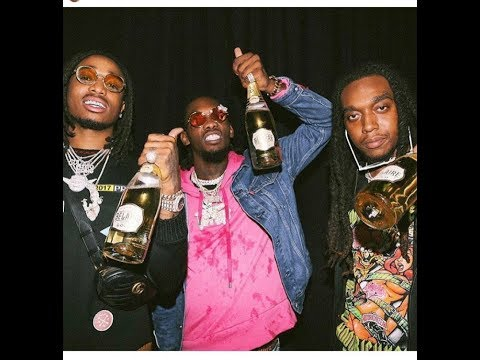 South Africa Welcomes Migos at King Shaka Airport Durban