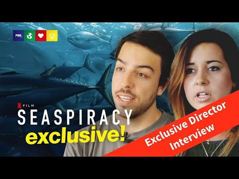 SEASPIRACY Netflix Film Exclusive Interview