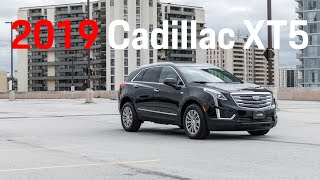2019 Cadillac XT5 Review - Statement of Elegance [4k]