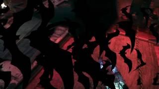 Batman cape glitch