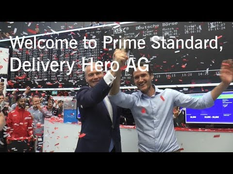 Börsengang (IPO) Delivery Hero AG