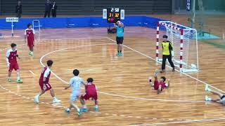 ハンドボール2018大阪インカレ男子決勝  大体大vs福岡大 第2延長までもつれ込んだ終盤の熱闘ダイジェスト版