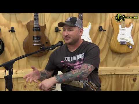 GuitarPoint - Vintage Show April 2017  in Maintal / Germany - Day 2 / Clinic with Josh Smith