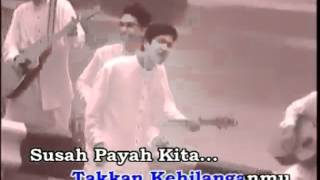 Umbrella - Ramalanku benar belaka Karaoke Version HD(Official)