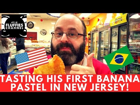 BANANA PASTEL IN NEW JERSEY! | The Fluffies Channel | Travel, Culture, Lifestyle, Food