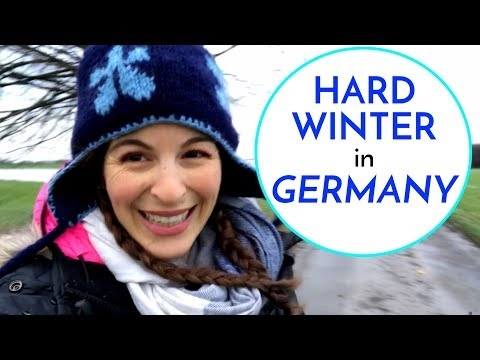 The HARDEST PART about Winter in Germany?
