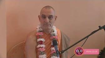 Шримад Бхагаватам 2.9.23 - Бхакти Видья Пурна Свами