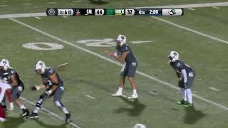 SRU Football Highlights vs. #5 Cal U