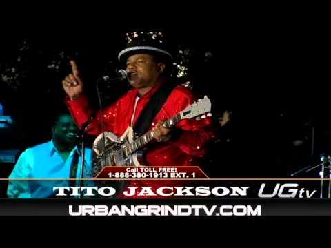 TITO JACKSON ON URBAN GRIND TV