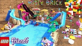 Lego Friends Holidays on the Beach 2 by Misty Brick.