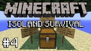 Minecraft: Isoland - Bölüm 4