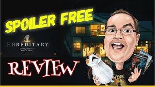 Hereditary Movie Review - Spoiler Free!!