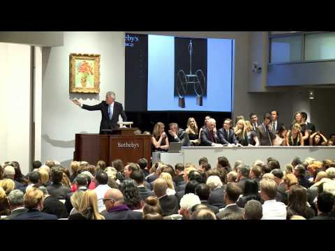 Sotheby's Impressionist & Modern Art Evening Sale Sets Record