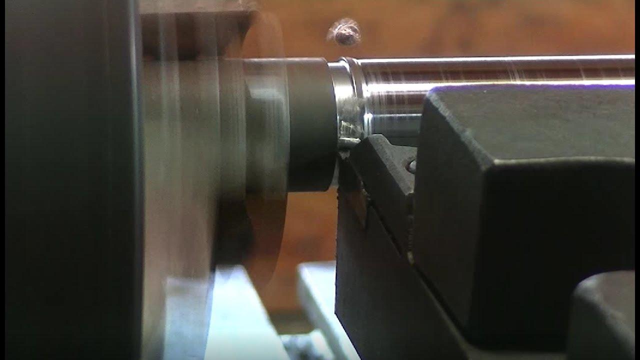 Новый суппорт на самодельный токарный станок по металлу