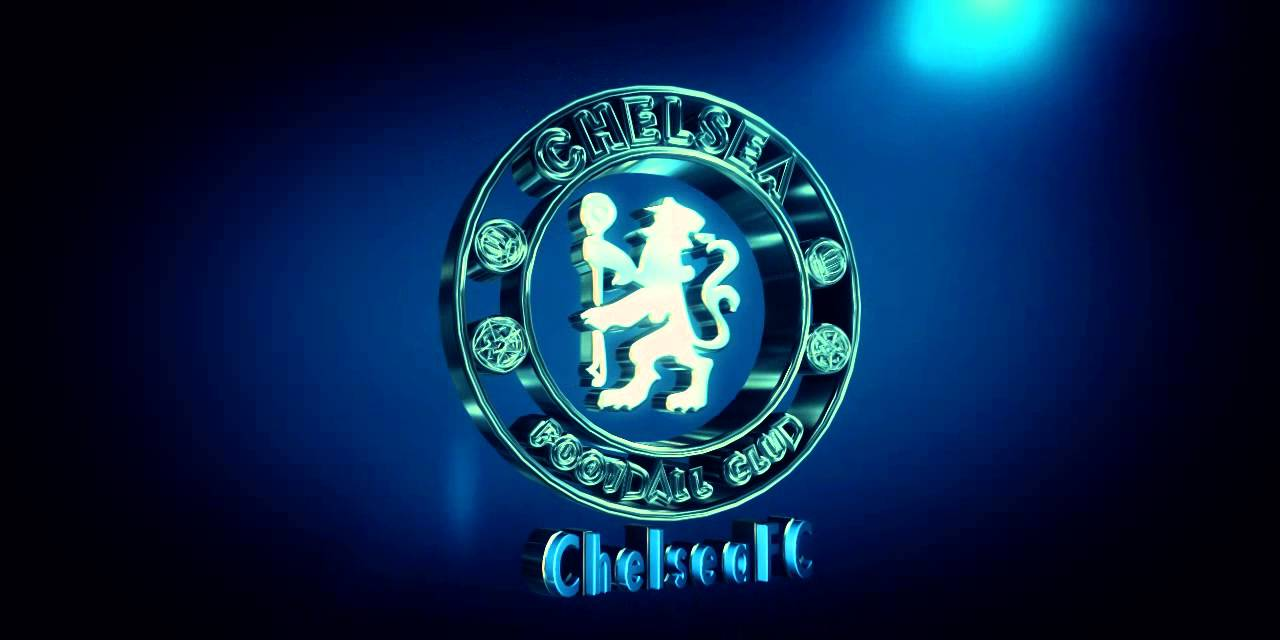 Chelsea Fc 3d Logo Animation Youtube