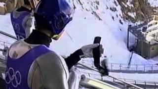 IO Salt Lake City 2002 (K-90) - skrót treningu