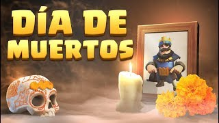 Clash Royale: Día de muertos (Wallpapers especiales)