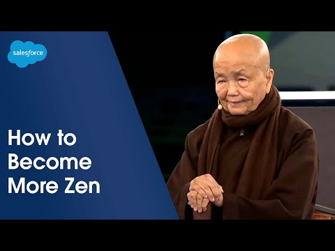 Compassion as a Way of Life  The Zen Monks and Nuns of the Plum Village Monastery