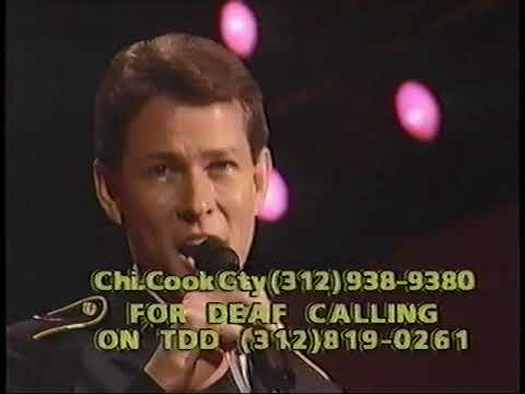 SGM John  Montgomery performs on the 1987 Easter Seal Telethon