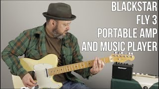 Portable Mini Guitar Amp - Blackstar Fly 3