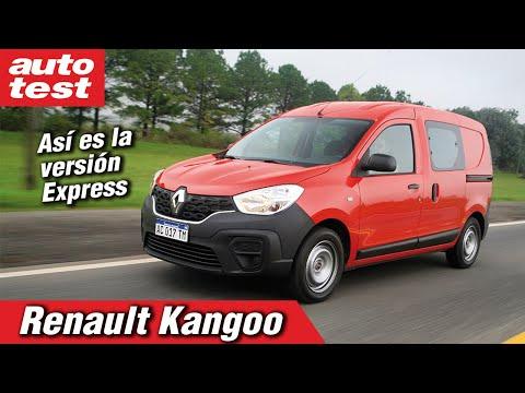 Prueba - Renault Kangoo Express - Motorpress Argentina