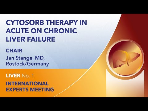 CytoSorb Therapy in Acute on Chronic Liver Failure | Liver | Full Version | Webinar 1