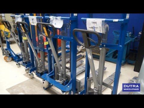 Dutra Máquinas: Seção Movimentação de Materiais