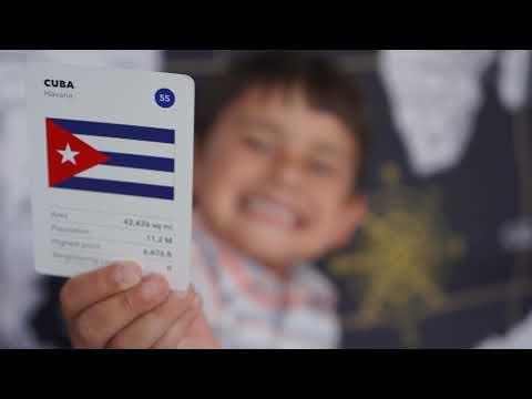 Chris, un niño cubano de 4 años con una memoria impresionante