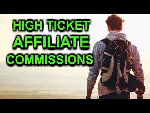 Make High Ticket Affiliate Commissions  – $1,000 Per Sale