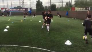Video Passing warm up exercise for soccer download MP3, 3GP, MP4, WEBM, AVI, FLV Maret 2017