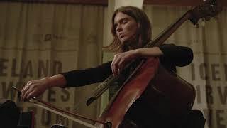 Bára Gísladóttir & Skúli Sverrisson - Improvisation 1 (Live on KEXP)