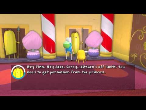 Adventure Time - Finn and Jake Investigations - Gameplay
