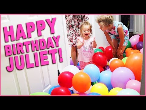 🎈HOUSE OF BALLOONS BIRTHDAY SURPRISE!