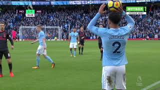Inverted Fullback Analysis : Manchester City Football Tactics