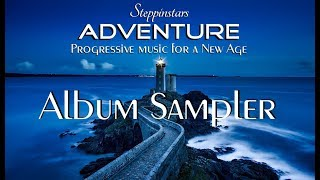Baixar Adventure - Steppinstars - CD - Digital Sampler - new album - new music