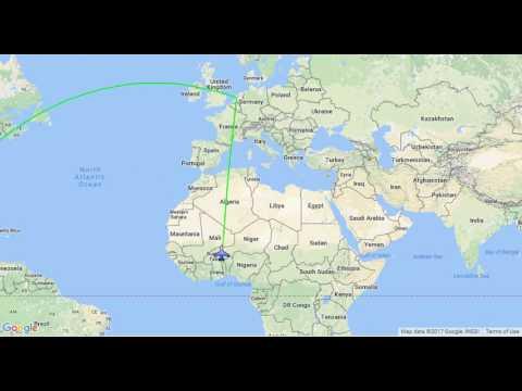Ghana Travel: From Wisconsin to Ghana