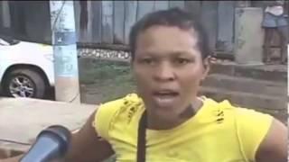 Rosie gone viral funny Jamaican  interview