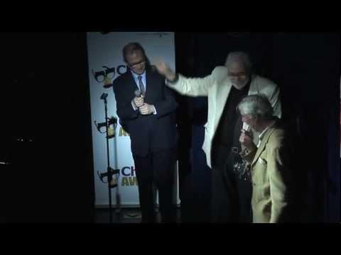 Chortle Awards: Ray Galton and Alan Simpson receive the lifetime achievement award