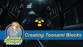Gambar cover Creating Toonami Blocks - Anime Podcast