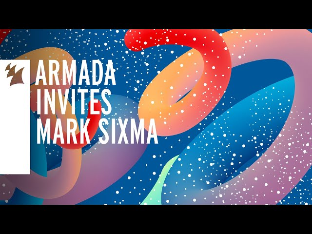 Armada Invites - Mark Sixma
