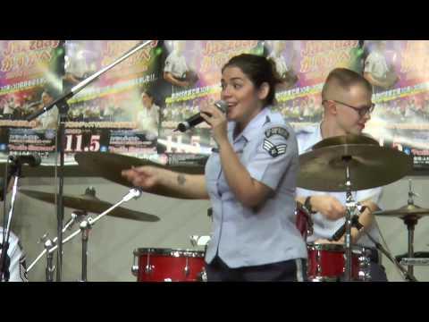 ビックバンド ブギウギ・ビューグル・ボーイ アンドリュー・シスターズ アメリカ空軍太平洋音楽隊 パシフィック・ショーケースBoogie Woogie Bugle Boy Andrews Sisters