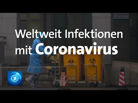 WHO-Krisentreffen wegen Coronavirus aus China