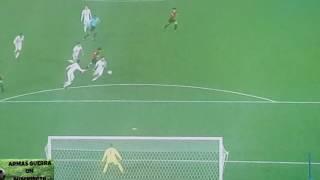 Real Madrid 4 vs Kashima 2 Segundo Gol de Gaku Shibasaki
