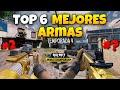 TOP 6 MEJORES ARMAS PARA RANKED Y COMPETITIVO   NUEVA TEMPORADA   CLASE Y ACCESORIOS   COD MOBILE