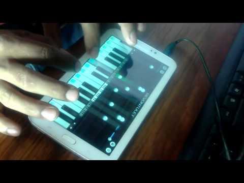 La mejor aplicacion para android Walk Band o Perfect Band